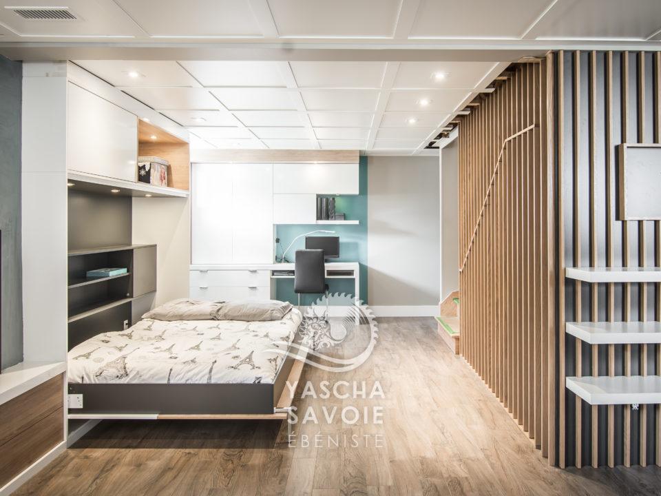 amenagement sous sol with amenagement sous sol top. Black Bedroom Furniture Sets. Home Design Ideas